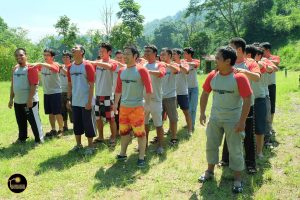 Fun Games Bale Bambu Adventure