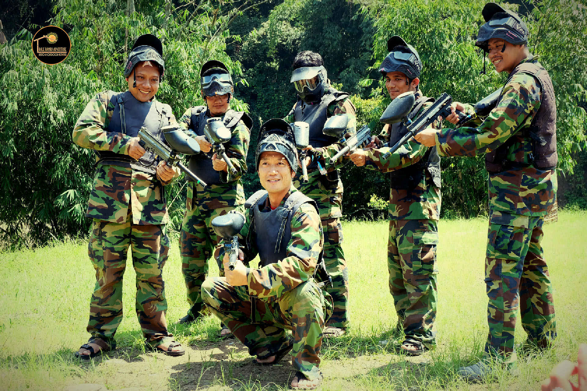Paintball Ciwidey
