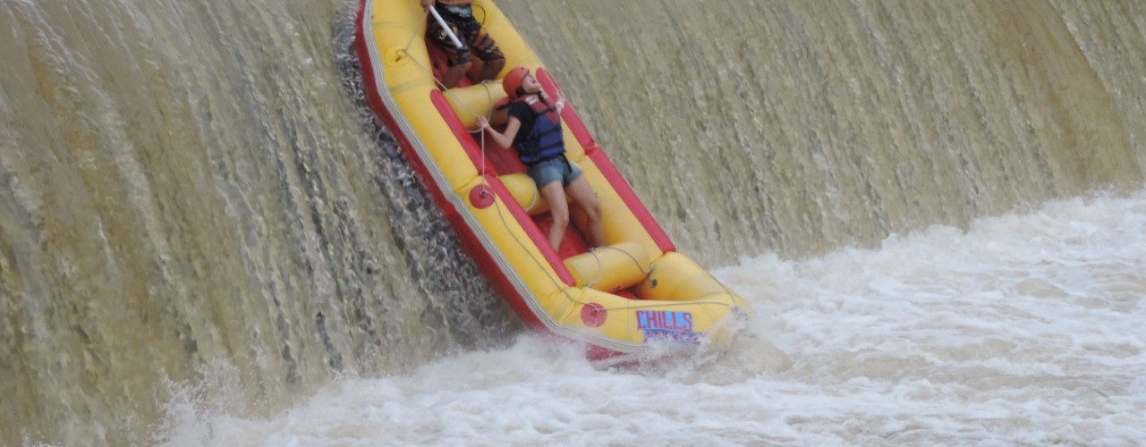 Bale Bambu Rafting Adventure