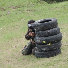 Bale Bambu Adventure Ciwidey Paintball